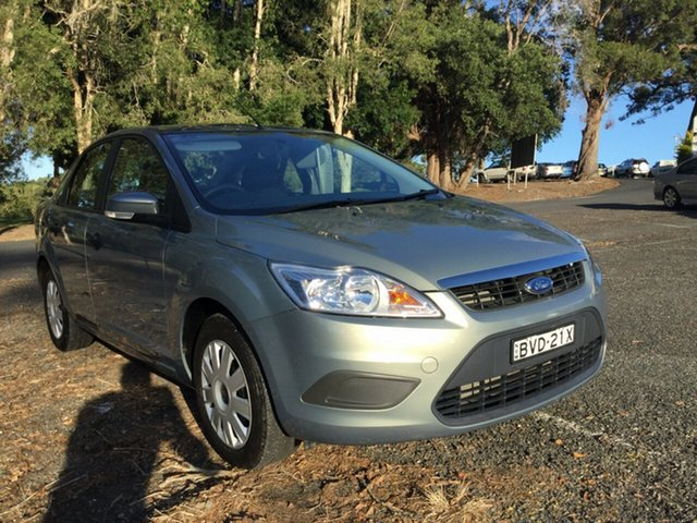 Used Ford Focus CL, Coffs Harbour, 2010 Ford Focus CL Sedan