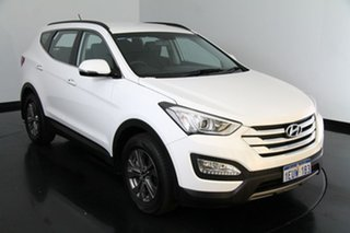 Used Hyundai Santa Fe Active, Victoria Park, 2015 Hyundai Santa Fe Active Wagon.