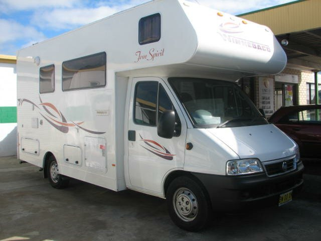 Used Fiat Ducato Motorhome, Casino, 2005 Fiat Ducato Motorhome Long Wheel Base