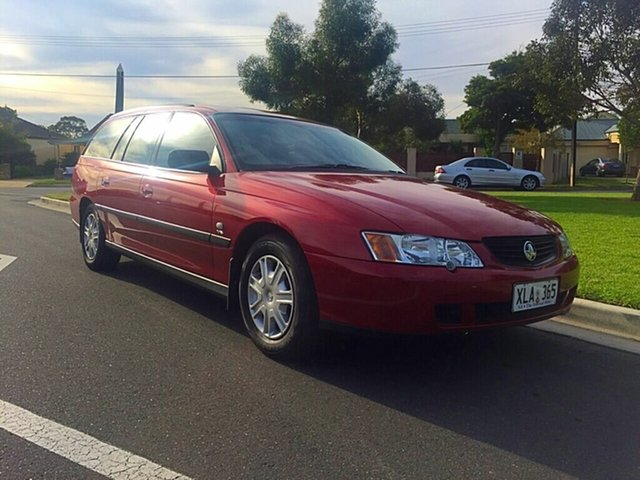 Used Holden Commodore Executive, Somerton Park, 2004 Holden Commodore Executive Wagon