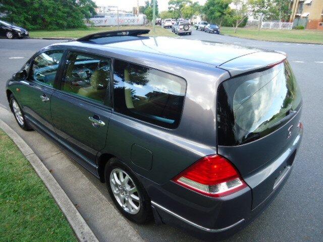 Used Honda Odyssey Luxury, Chermside, 2005 Honda Odyssey Luxury 20 Wagon