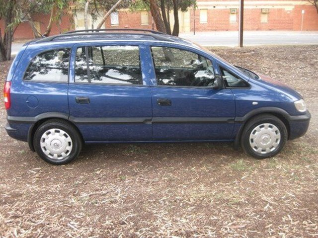 Used Holden Zafira, Beverley, 2003 Holden Zafira Wagon