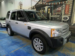 Used Land Rover Discovery 3 SE, Marrickville, 2006 Land Rover Discovery 3 SE Wagon