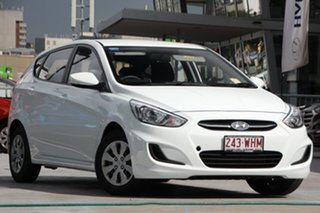 Discounted Demonstrator, Demo, Near New Hyundai Accent Active, Windsor, 2015 Hyundai Accent Active RB3 MY16 Hatchback