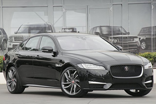 Demonstrator, Demo, Near New Jaguar XF 25T R-Sport, Narellan, 2016 Jaguar XF 25T R-Sport Sedan