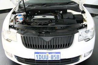 Used Skoda Superb Ambition DSG 118TSI, Victoria Park, 2010 Skoda Superb Ambition DSG 118TSI Sedan.