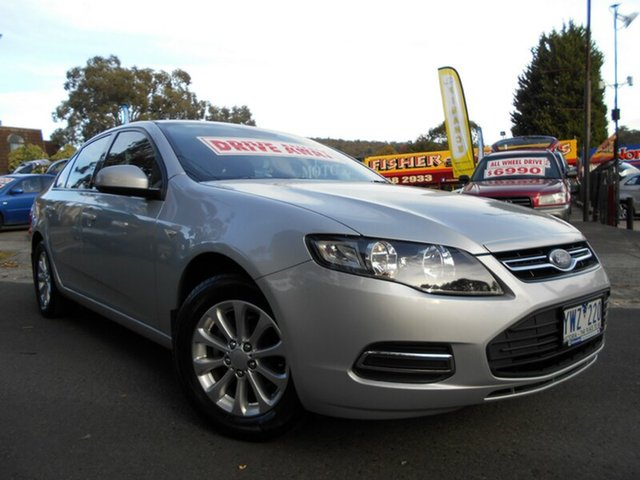 Used Ford Falcon XT, Upper Ferntree Gully, 2012 Ford Falcon XT Sedan
