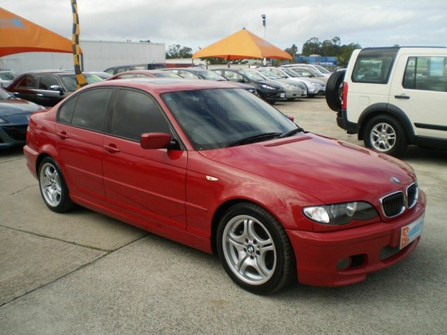 Used BMW 318I M Sport, Morayfield, 2002 BMW 318I M Sport E46 Sedan