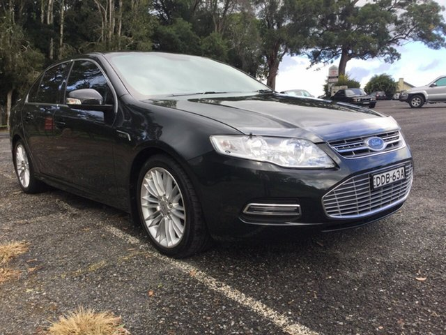Used Ford Falcon G6E, Coffs Harbour, 2012 Ford Falcon G6E Sedan