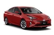 New Toyota Prius, Toyotaways, Rockingham