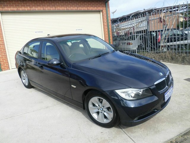 Used BMW 320i Executive Steptronic, Mount Lawley, 2005 BMW 320i Executive Steptronic Sedan
