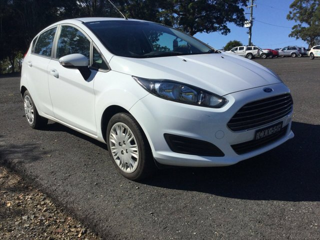 Used Ford Fiesta Ambiente PwrShift, Coffs Harbour, 2015 Ford Fiesta Ambiente PwrShift Hatchback