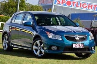 Used Holden Cruze SRi-V, 2012 Holden Cruze SRi-V JH Series II MY12 Hatchback