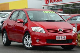Used Toyota Corolla Ascent Sport, 2010 Toyota Corolla Ascent Sport ZRE152R MY10 Hatchback