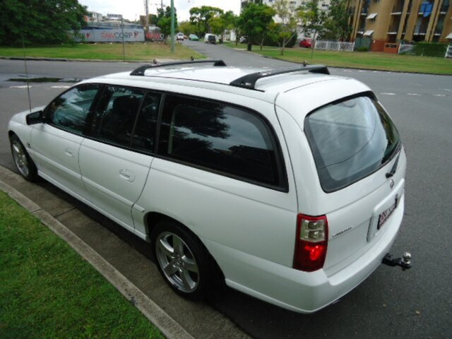 Used Holden Commodore Equipe, Chermside, 2005 Holden Commodore Equipe VZ Wagon