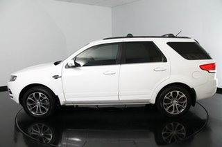 Used Ford Territory Titanium Seq Sport Shift AWD, Victoria Park, 2011 Ford Territory Titanium Seq Sport Shift AWD SZ Wagon.