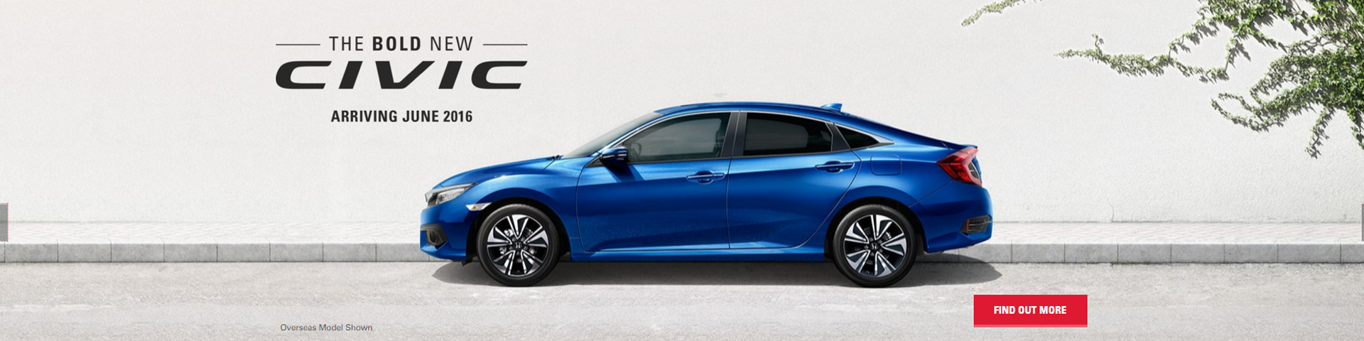 All-New Honda Civic