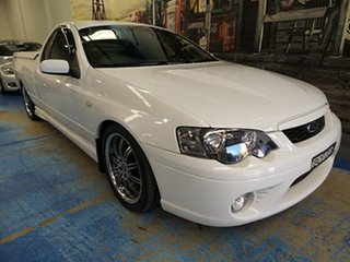 Used Ford Falcon XR8 Ute Super Cab, Marrickville, 2007 Ford Falcon XR8 Ute Super Cab BF Mk II Utility