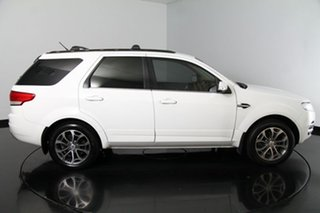 Used Ford Territory Titanium Seq Sport Shift AWD, Victoria Park, 2011 Ford Territory Titanium Seq Sport Shift AWD Wagon.