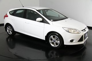 Used Ford Focus Trend PwrShift, Victoria Park, 2013 Ford Focus Trend PwrShift LW MKII Hatchback.