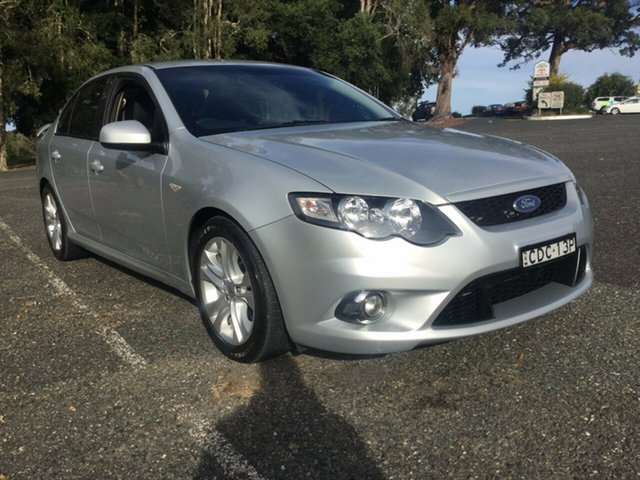 Used Ford Falcon XR6, Coffs Harbour, 2010 Ford Falcon XR6 Sedan