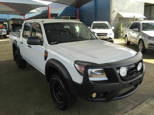 Used Ford Ranger XL (4x4), Toowoomba, 2010 Ford Ranger XL (4x4) Dual Cab