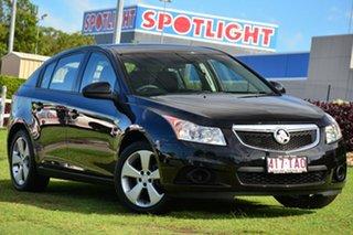 Used Holden Cruze Equipe, 2013 Holden Cruze Equipe JH Series II MY13 Hatchback