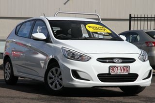 Used Hyundai Accent Active, 2015 Hyundai Accent Active RB2 MY15 Hatchback