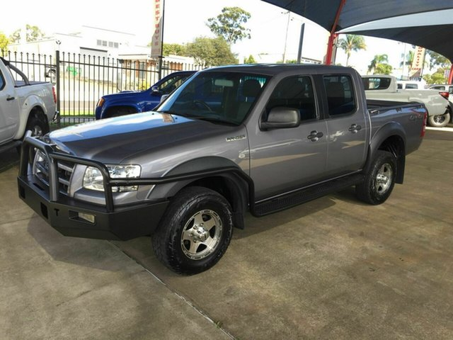 Used Ford Ranger XL (4x4), Toowoomba, 2008 Ford Ranger XL (4x4) Dual Cab
