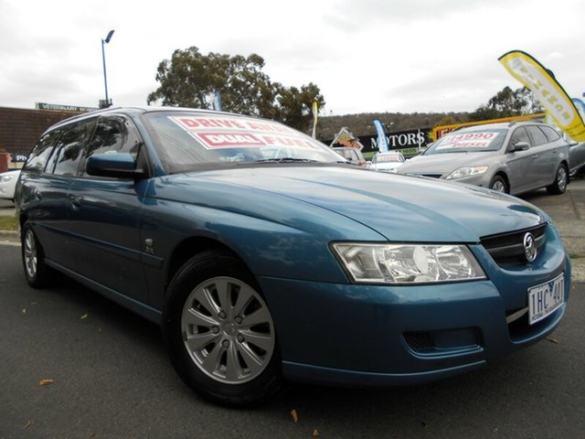 Used Holden Commodore Acclaim, Upper Ferntree Gully, 2005 Holden Commodore Acclaim Wagon
