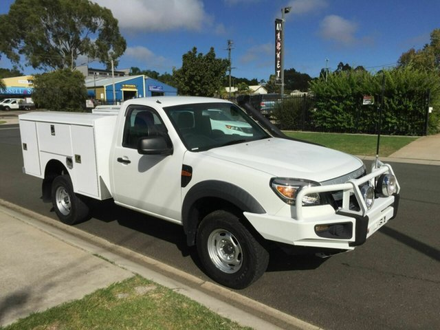 Used Ford Ranger XL (4x4), Toowoomba, 2010 Ford Ranger XL (4x4) Service Body