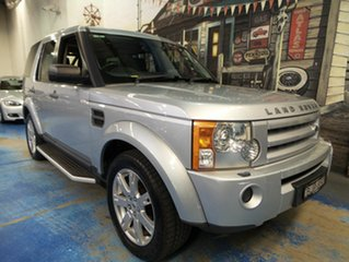 Used Land Rover Discovery 3 SE, Marrickville, 2009 Land Rover Discovery 3 SE Series 3 09MY Wagon