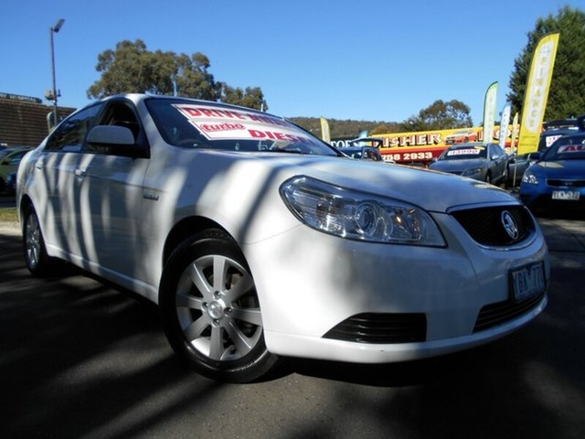 Used Holden Epica CDX, Upper Ferntree Gully, 2010 Holden Epica CDX Sedan