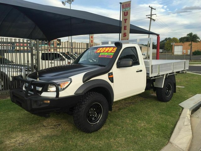 Discounted Used Ford Ranger XL (4x4), Toowoomba, 2009 Ford Ranger XL (4x4) Trayback