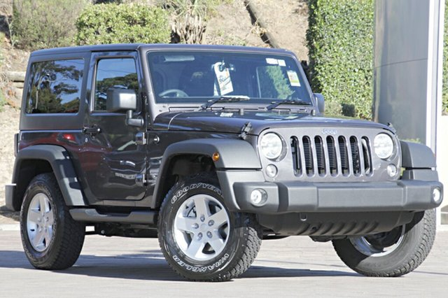 Discounted New Jeep Wrangler Sport, Southport, 2016 Jeep Wrangler Sport SUV