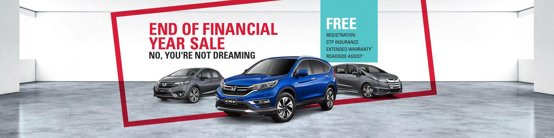 Honda National Offers