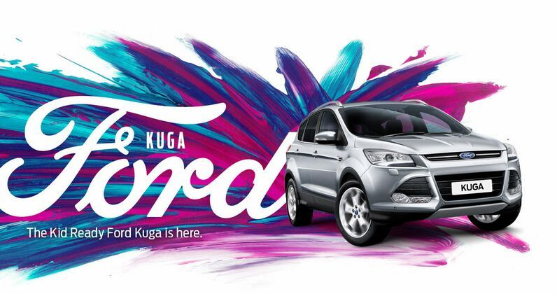 KID READY FORD KUGA