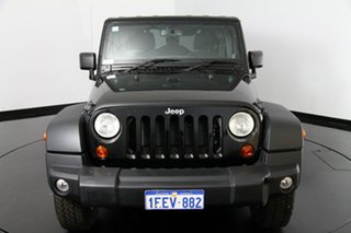 Used Jeep Wrangler Unlimited Sport, Victoria Park, 2013 Jeep Wrangler Unlimited Sport Softtop.