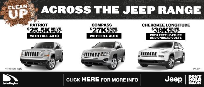 Jeep May Deals