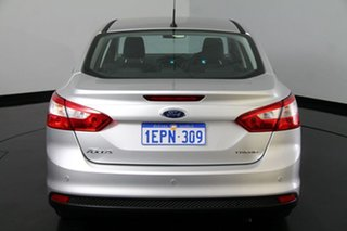 Used Ford Focus Trend PwrShift, Victoria Park, 2014 Ford Focus Trend PwrShift LW MKII MY14 Sedan.