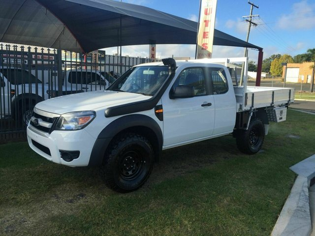 Used Ford Ranger XL (4x4), Toowoomba, 2010 Ford Ranger XL (4x4) Spacecab