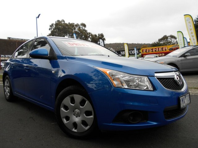 Used Holden Cruze CD, Upper Ferntree Gully, 2011 Holden Cruze CD Sedan