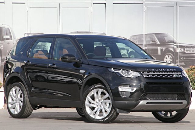 Demonstrator, Demo, Near New Land Rover Discovery Sport SD4 HSE Luxury, Narellan, 2016 Land Rover Discovery Sport SD4 HSE Luxury SUV