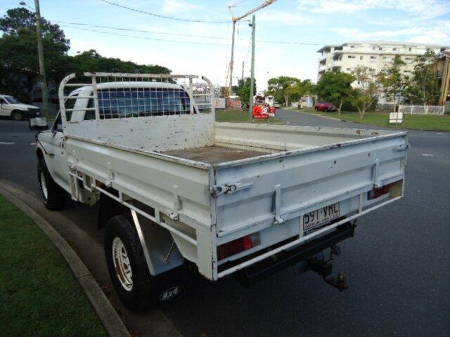 Used Mitsubishi Triton GLX, Chermside, 1998 Mitsubishi Triton GLX MK Utility