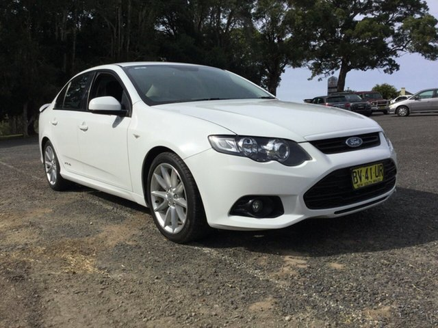 Used Ford Falcon XR6, Coffs Harbour, 2013 Ford Falcon XR6 Sedan