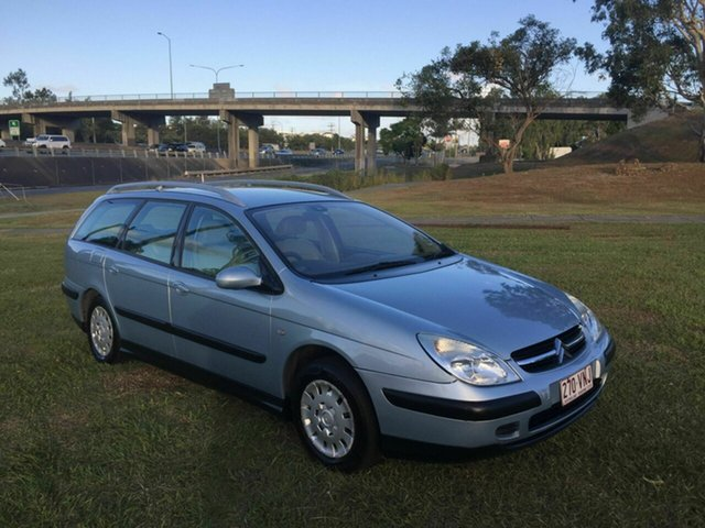 Used Citroen C5 SX 16V Estate, Burleigh Heads, 2003 Citroen C5 SX 16V Estate Wagon