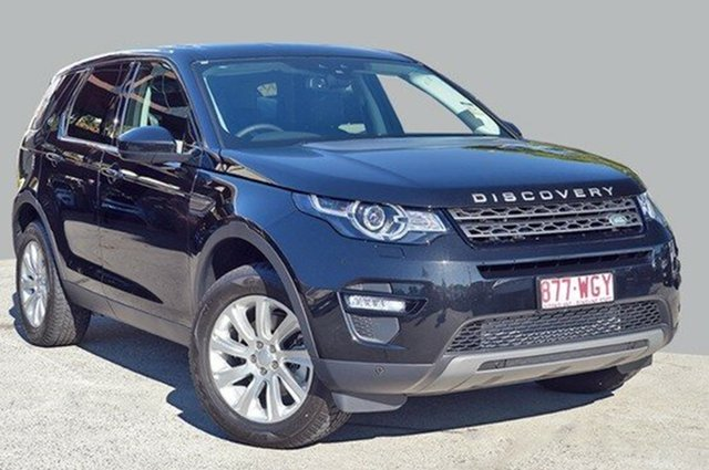 Used Land Rover Discovery Sport SD4 SE, Southport, 2015 Land Rover Discovery Sport SD4 SE Wagon