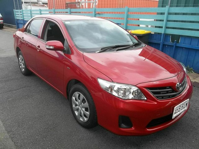 Used Toyota Corolla Conquest, North Rockhampton, 2008 Toyota Corolla Conquest Sedan