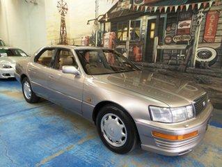 Used Lexus LS400, Marrickville, 1993 Lexus LS400 UCF10R Sedan