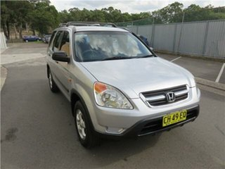 Used Honda CR-V 4WD, 2003 Honda CR-V 4WD RD MY2003 Wagon